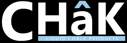 Chak Products Liquid Chalk Logo