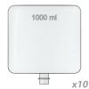 1000ml Liquid chalk refill 10 pack